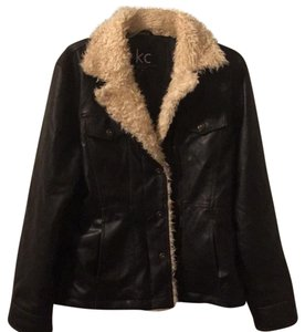 KC Collections Leather Jacket