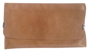 Stuart Weitzman Light/medium brown Clutch