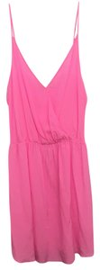 Rory Beca short dress Pink on Tradesy