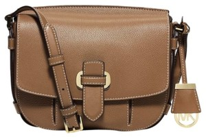 Michael Kors Leather Crossbody Shoulder Bag