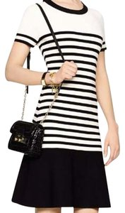 Kate Spade short dress Black/white on Tradesy