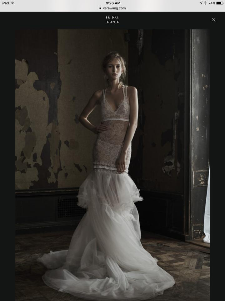 Vera wang wedding dress daniella wedding dress on sale for Vera wang wedding dresses sale