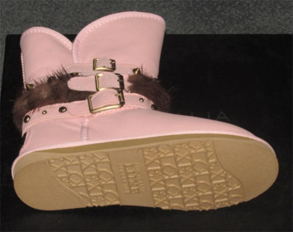 australia luxe collective hatchet nappa short pink boots. Black Bedroom Furniture Sets. Home Design Ideas