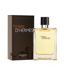 Herms TERRE D'HERMES by HERMES ~ Men's Pure Perfume Spray 2.5 oz