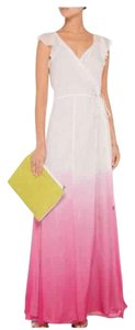 Pink Maxi Dress by Diane von Furstenberg