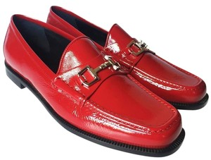 Gucci Carpet red Flats