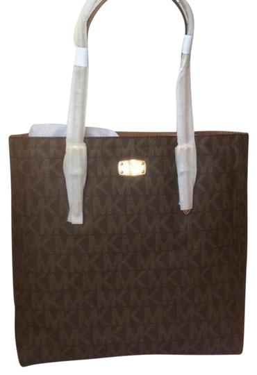 Michael Kors New With Tags Tote in Brown Image 1