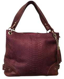 Vin Leather Hobo Bag