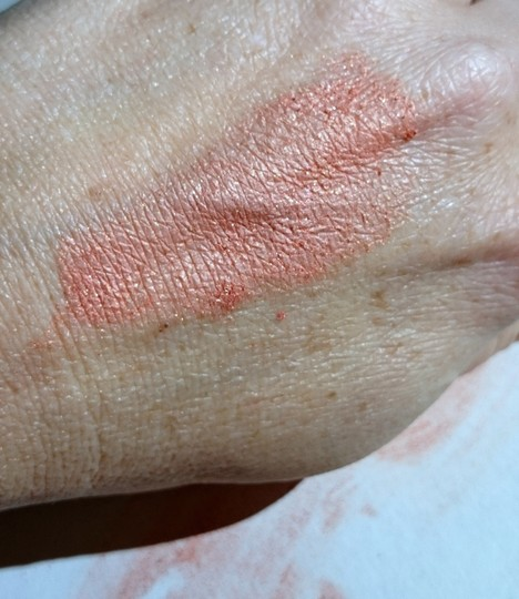 Other New Linda Cantello Shimmering Loose Powder Blush - Bellini