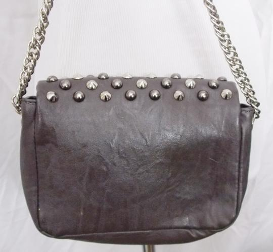 Other Studs Spikes Shoulder Faux Leather Cross Body Bag Image 5