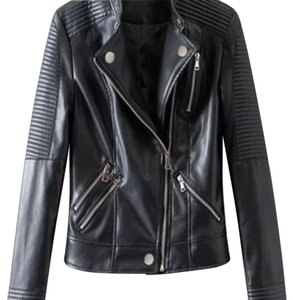 Zaful Leather Jacket