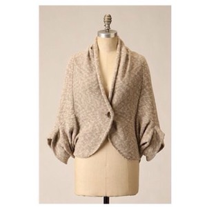 Anthropologie Moth Cocoon Cardigan