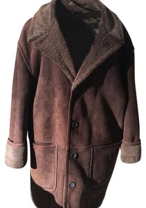 Coach Fur Coat