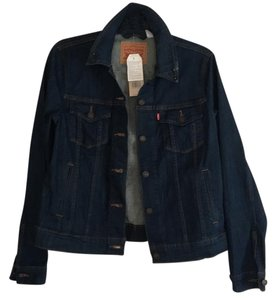 Levi's Dark denim Womens Jean Jacket