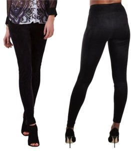Hale Bob Black Leggings