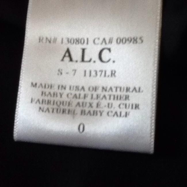 A.L.C. Off white Leather Jacket Image 9