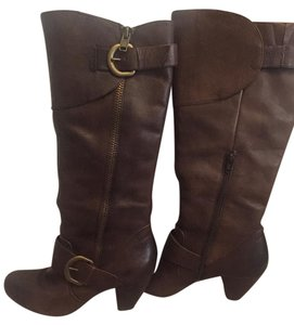 Arturo Chiang Dark Brown Boots