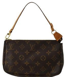 Louis Vuitton Lv Pochette Accessories Pouch Clutch