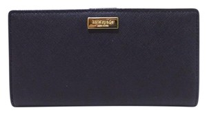 Kate Spade Wallet Nwt Navy Offshore / Blue Clutch