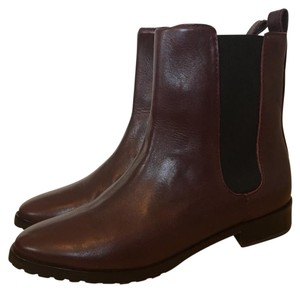 Elizabeth and James Bordeaux / dark brown Boots
