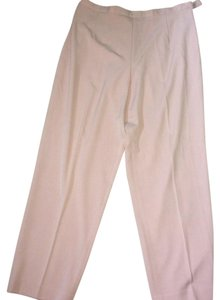 Alfred Dunner Relaxed Pants Peach