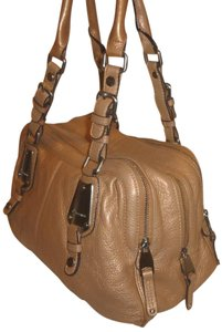 B. Makowsky Refurbished Leather X-lg Hobo Bag