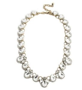 Firefly Crystal Necklace From Oliver And Piper - Never Worn