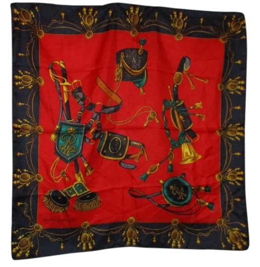 Preload https://img-static.tradesy.com/item/20223967/red-and-navy-multi-equestrian-theme-silk-scarfwrap-0-1-540-540.jpg