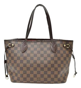 Louis Vuitton Vuitton Neverfull Neverfull Pm Vuitton Damier Tote in Damier Ebene