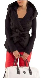 Lululemon Down Wrap Black Jacket