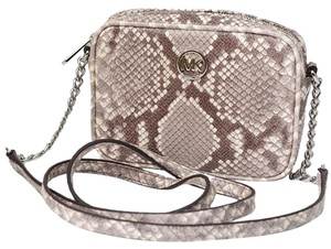 Michael Kors Mk Fulton Cross Body Bag