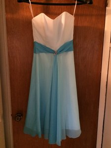 Raylia Designs Turquoise Raylia Designs Style # 7201lz Dress