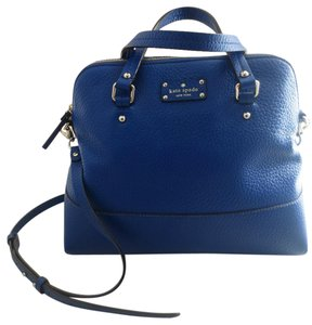 Kate Spade Satchel in Royal Blue