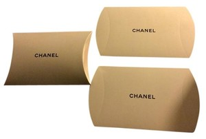 Chanel Lot Of 3x Chanel Limited Edition Gift Boxes 7.5x6