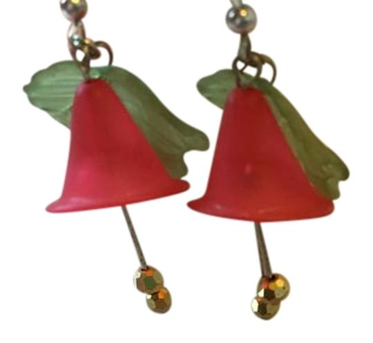 Preload https://img-static.tradesy.com/item/20224459/lord-and-taylor-red-and-green-flower-leaf-earrings-with-two-hanging-gold-balls-0-1-540-540.jpg