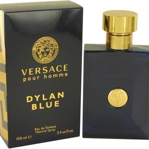 Versace Versace Pour Homme Dylan Blue 3.4oz Cologne by Versace.