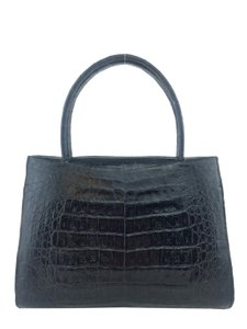 Nancy Gonzalez Tote in Black