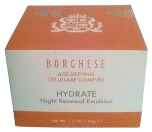 Borghese BORGHESE AGE DEFYING CELLULARE COMPLEX HYDRATE NIGHT CREAM