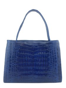 Nancy Gonzalez Tote in Blue