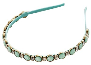 Anthropologie nwt Turquoise Tenet Headband