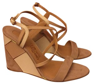 Salvatore Ferragamo Multi Wedges
