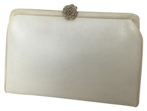 Other Cream White Clutch