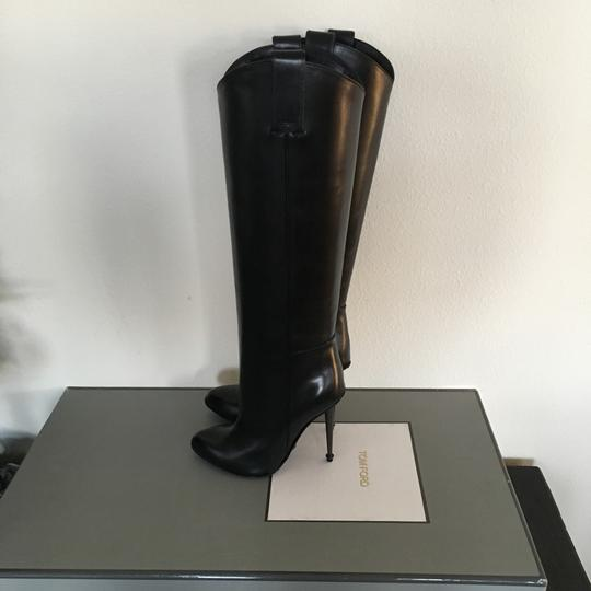 Tom Ford Black Boots Image 10