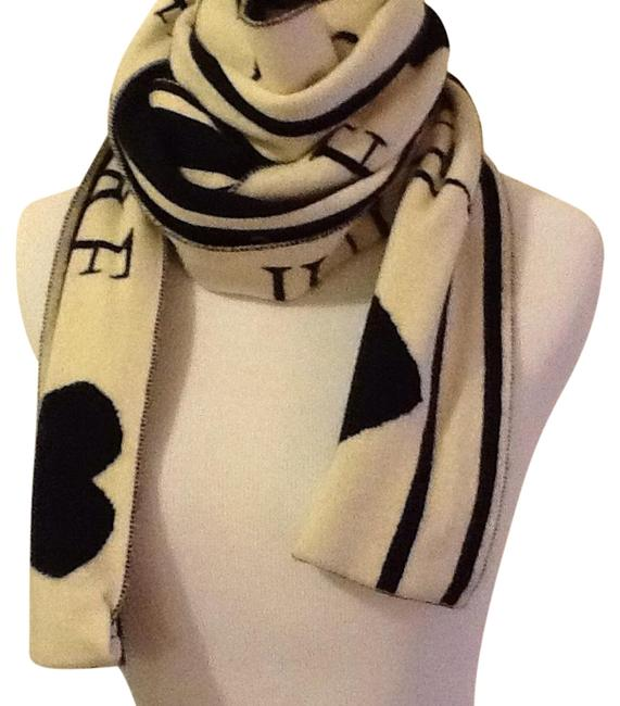 Item - Black and White Have A Day Scarf/Wrap