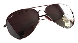 Ray-Ban Aviator Black Lens 58mm Rb3025