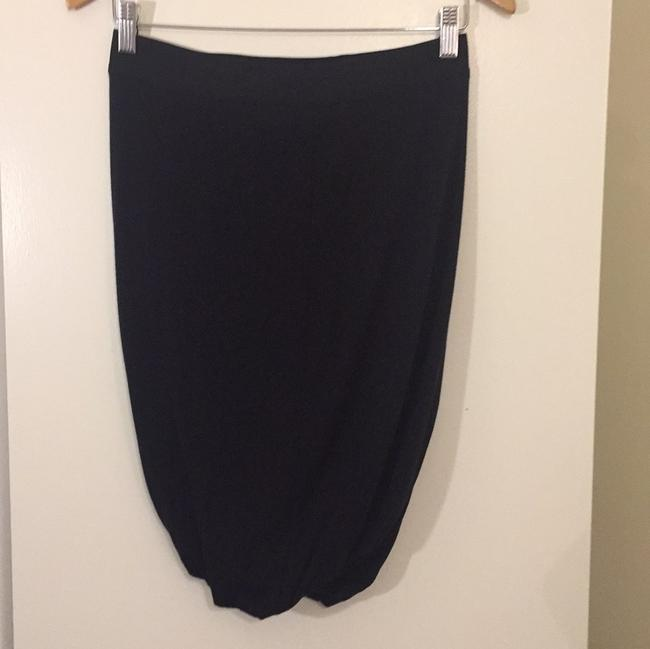 T by Alexander Wang Skirt Black Image 1