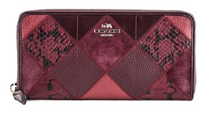 Coach * Coach Patchwork Wallet