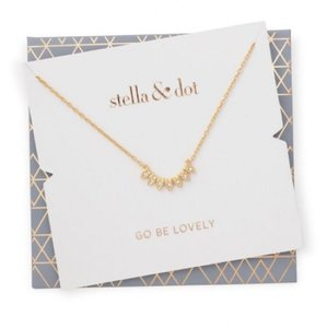 Stella & Dot Aurora Necklace