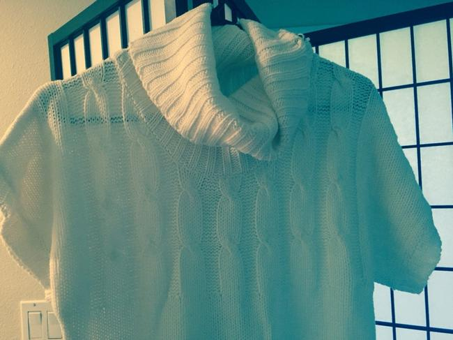 Ambiance Apparel short dress White Sweater Weather on Tradesy