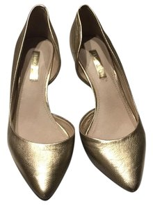 Louise et Cie Gold Formal